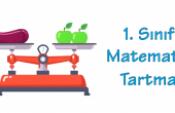 1. Sınıf Matematik Tartma