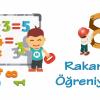 1 Sınıf Doğal Sayılar 8 Rakamı Ercan Akmercan