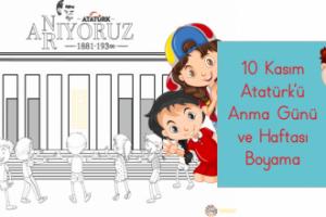 10 Kasım Boyama Etkinliği Arşivleri Ercan Akmercan