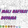 Yerli Malı Haftası Boyama Ercan Akmercan