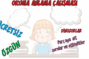 Türkçe Kitabı-1 Okuduğunu Anlama Etkinlikleri-9