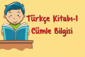 Türkçe-1 Cümle Bilgisi Etkinliği