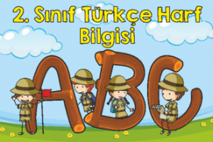 2. Sınıf Türkçe Harf Bilgisi