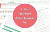 2. Sınıf Matematik Sayı Örüntüsü