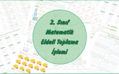 2. Sınıf Matematik Eldeli Toplama İşlemi