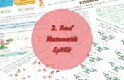 2. Sınıf Matematik Eşitlik