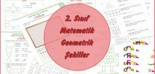 2. Sınıf Matematik Geometrik Şekiller