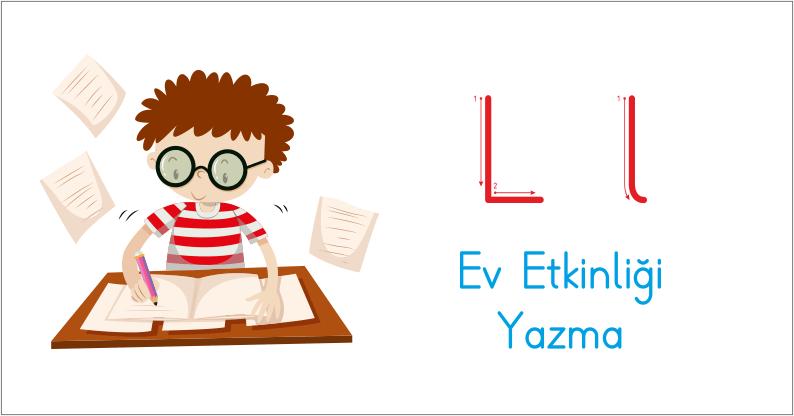 L Sesi Yazma Ev Etkinligi Ercan Akmercan