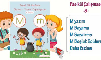M Harf Boyama çalışması Arşivleri Ercan Akmercan