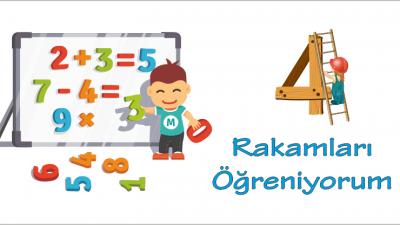4 Rakami Boyama Sayfasi Arsivleri Ercan Akmercan