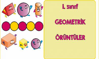 1. Sınıf Geometrik Örüntüler