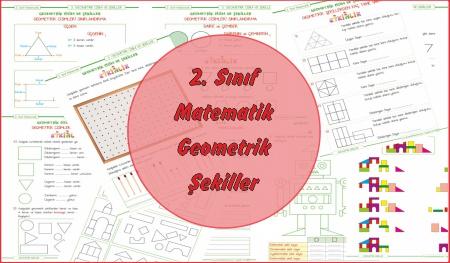 2 Sinif Matematik Geometrik Sekiller Ercan Akmercan