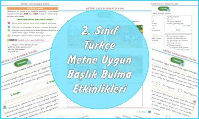 Ercan Akmercan Eğitimde Yeni Bir Soluk özgün Içerik Ilkokul