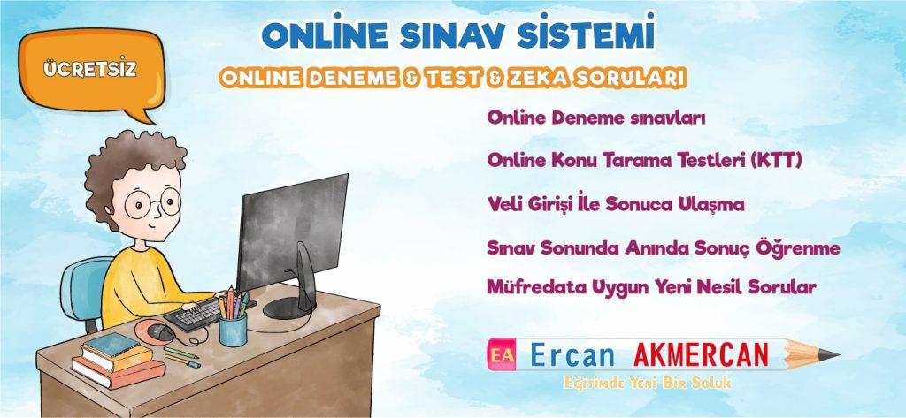 Online Deneme