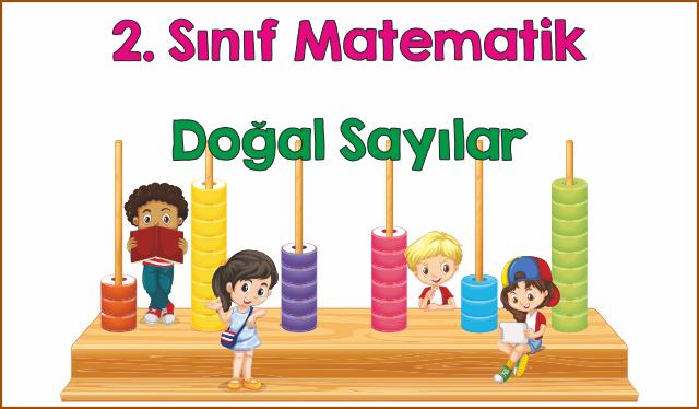 2. Sınıf Matematik Doğal Sayıları Okuma